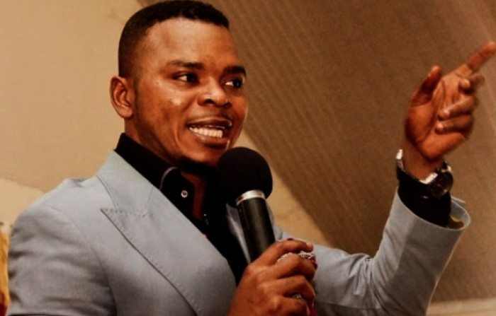 VIDEO: Angel Obinim And His Church Jam To Pope Skinny's Song