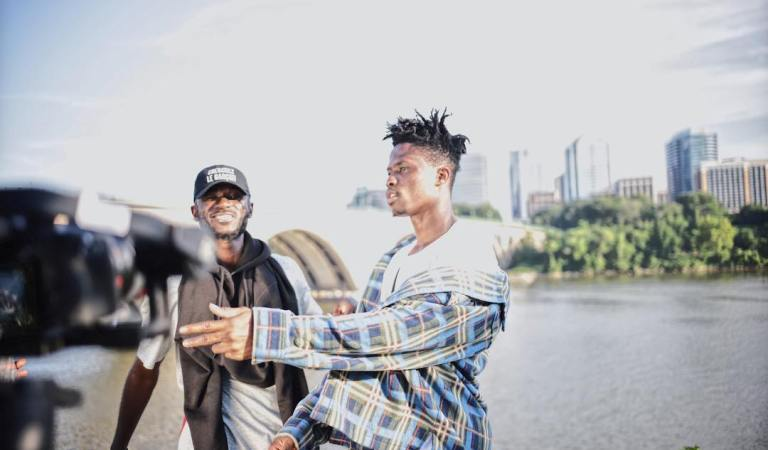 BRAND NEW: Kwesi Arthur Has Finally Released The Video He Shot In USA, 'My Guy'.