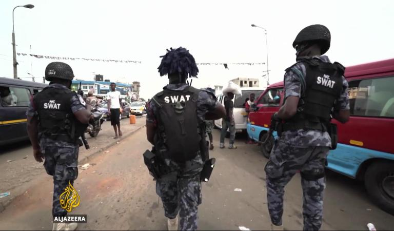 Zongo Youth angry over killing of 7 alleged Armed Robbers in Ksi