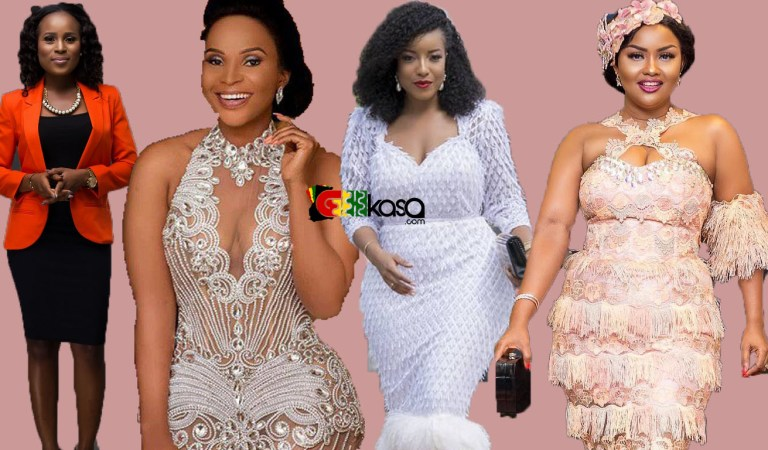 SLAYERS WEEK: Berla Mundi, Benedicta Gafah, Nana Ama McBrown & Others, Who Slayed?