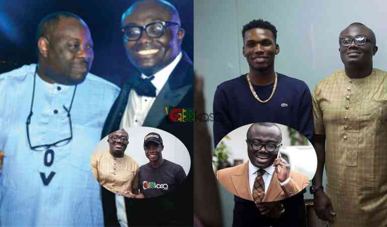 Bola Ray meeting top Nigerian officials to promote GH Music in Nigeria