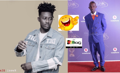 I Will Never Work With Patapaa – Kwesi Slay rejects Pa2pa