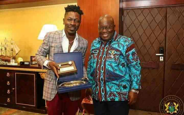 Shatta Wale has invested $5m into MenzGold