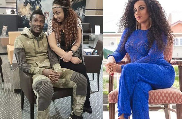 Asamoah Gyan Divorces Wife; Allegedly Goes In For A Boss Chick