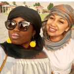 Lydia Forson and Sister Derby