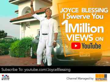 Joyce Blessing's, 1 Million views