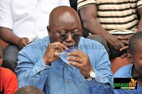 Nana Addo - Pure Water