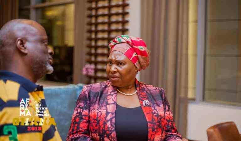 Musician Yvonne Chaka Chaka removes Shatta Wale and Sarkodie from list of artist she will work with