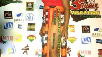 CT Baby, CT Baby at Achimota To The World Concert