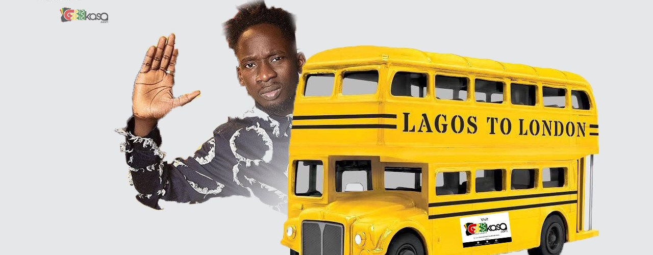 Image result for ALBUM: Mr Eazi – Life Is Eazi Vol. 2 (Lagos To London)