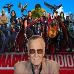 Stan Lee, Black Panther, Spider-Man, The Incredible Hulk