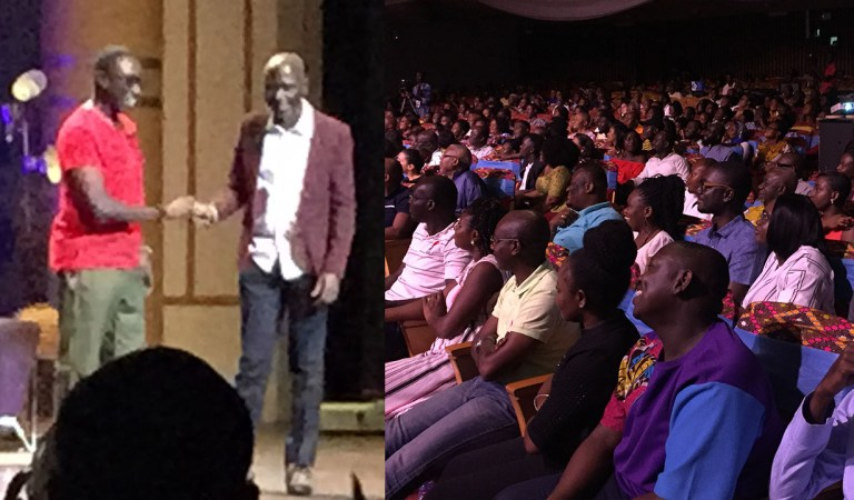 KSM raise more bars for Ghanaian comedy at KSM Unchained