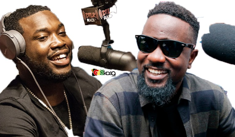 International Collabo: Meek Mill talks about doing a song with Sarkodie