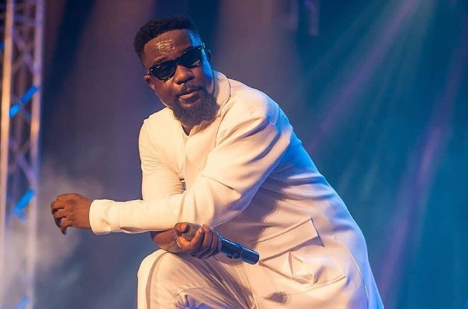 Sarkodie at Rapperholic