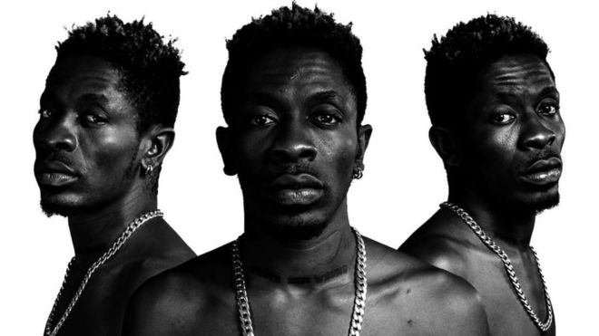 """ADVICE: Shatta Wale """"Schools"""" Andy Dosty For 'Misquoting & Discussing' Him"""