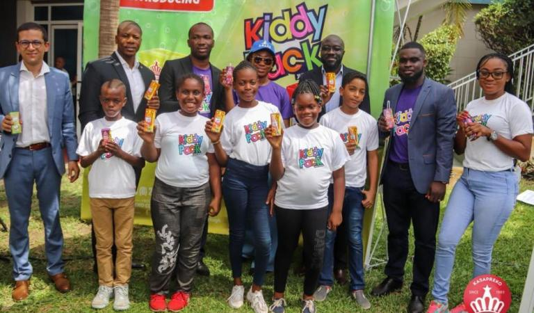 "Kasapreko and Tetra Pak introduces ""Kiddy Pack"""