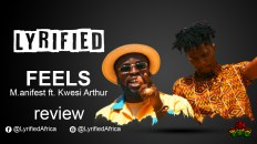 Music Review, Manifest, Kwesi Arthur