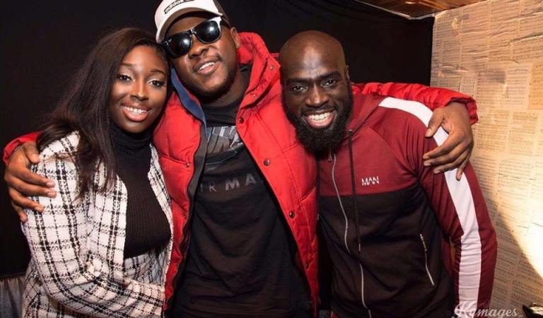 Watch: Medikal freestyle on Tim Westwood's show