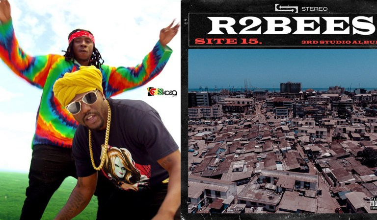 """R2Bees """"SITE 15"""" to be released on March 1st 2019"""