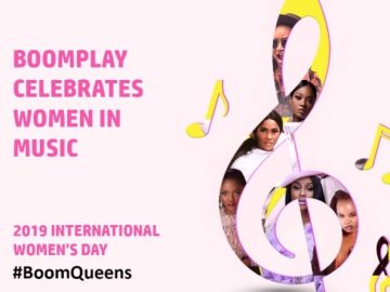 Boomplay, International Women's Day
