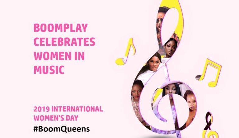 Boomplay Celebrates Women in Music on International Women's Day