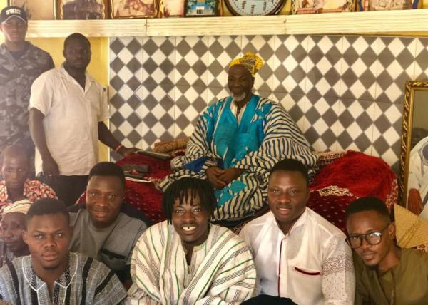 Fancy Gadam, Peace Ambassador of Dagbon