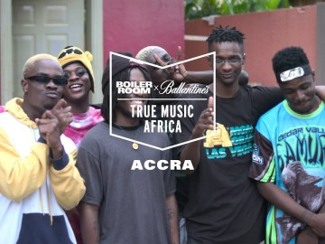 True Music Africa, Boiler Room