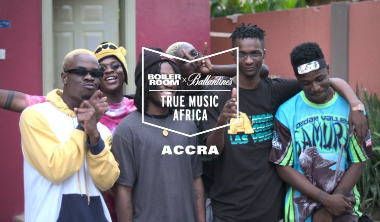 WATCH: Ghana's Episode of True Music Africa Doc Series featuring King Promise, La Meme Gang & Ammarae
