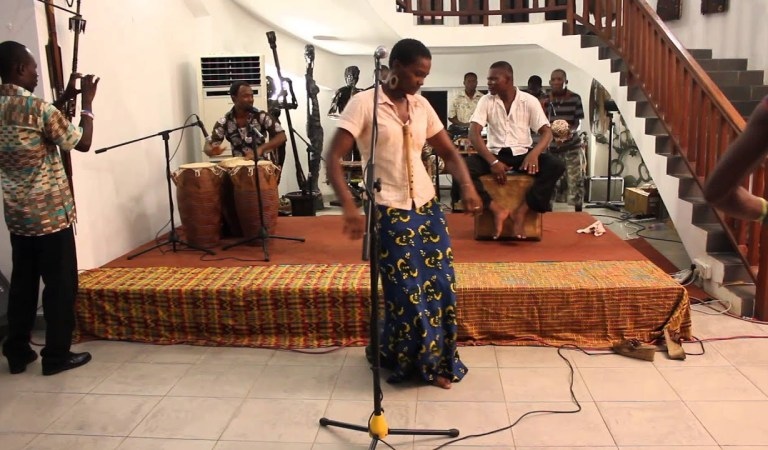 Watch: Agorsor Band, reveals the mysteries of the shrine, art and more to Joy News