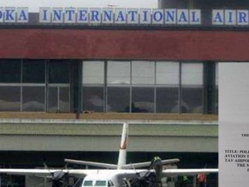 Kotoka International Airport, Airport, Aviation Ministry