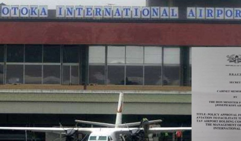 Kotoka International Airport is not on sale – Aviation Ministry denies report