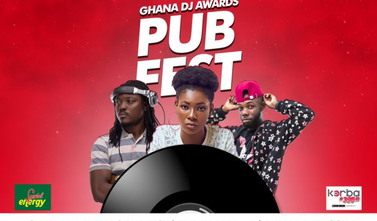 Ghana DJ Awards 19: Pub Fest to hit Purple Pub this Friday