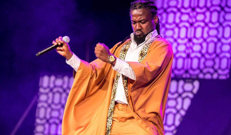 Samini The Saviour: he brought sanity to #VGMA20 – Photos
