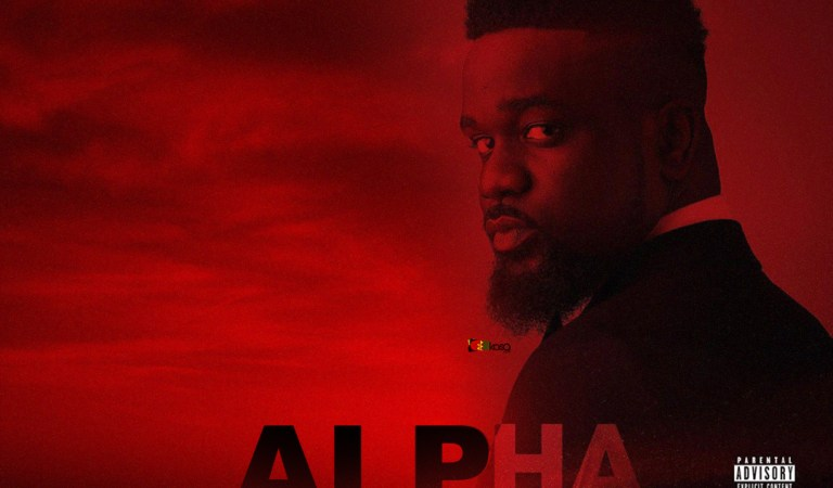 Sarkodie to release a 5-track tape titled 'Alpha'