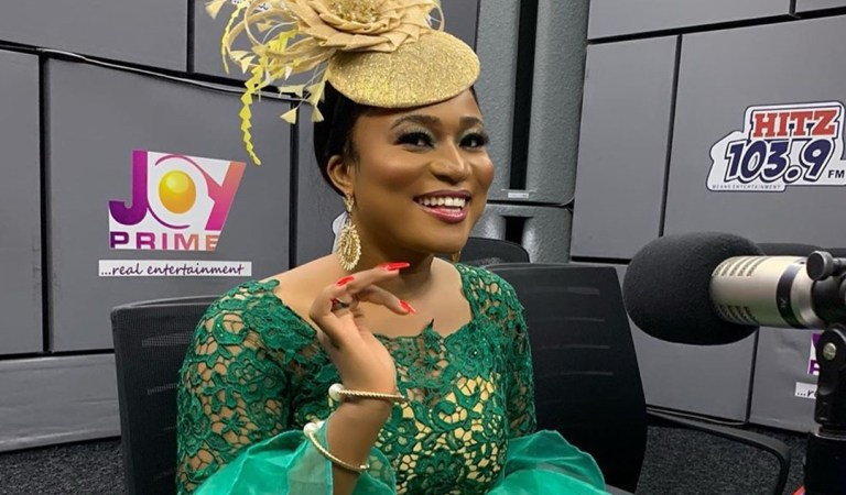 I met God before releasing my viral pictures – Actress Christabel Ekeh