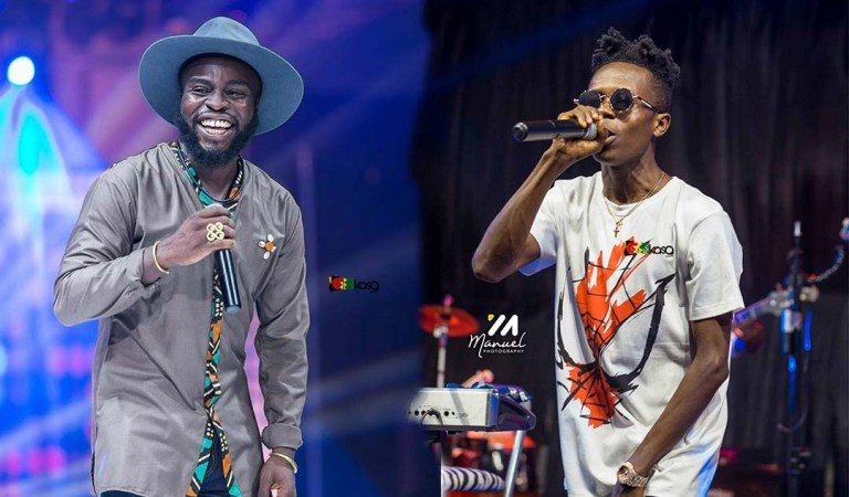 Listen: Strongman feat M.anifest – Ups And Downs