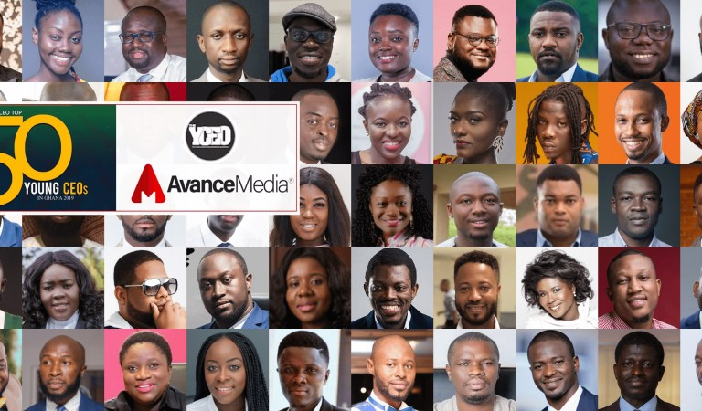 Stonebwoy, Richie Mensah, Roberta Annan and others make 2019 top 50 young CEOs in Ghana list