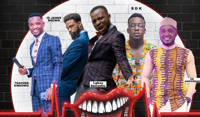 """Laughline Comedy Show comes back with the """"Year Of Return"""" edition"""
