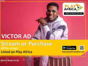 Play Africa, Victor AD