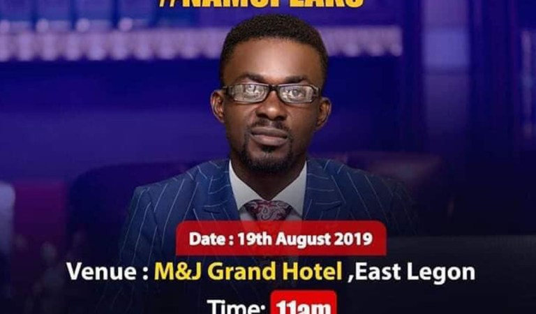 NAM1 to address the press today August 19