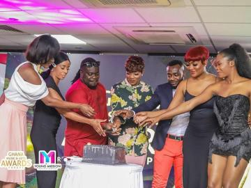 Ghana Music & Arts Awards Europe 2019