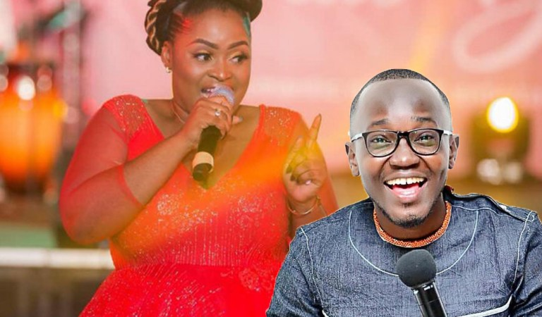 Comedienne Jacinta and OB Amponsah billed for 'Lord of the Ribs' in Nigeria
