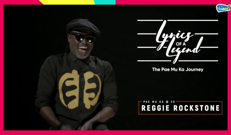 Reggie Rockstone shares Obrafour's biggest secret in new documentary