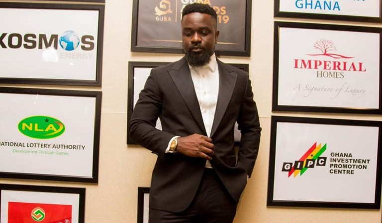 Sarkodie wins first 2019 BET International Flow award