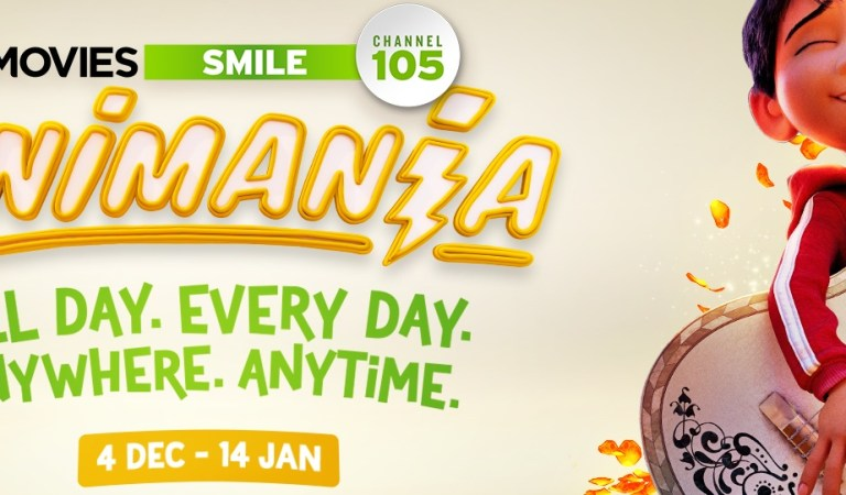 Mnet Launch Two Kids's Movie Festivals This December: Animania and Zone Kids Club