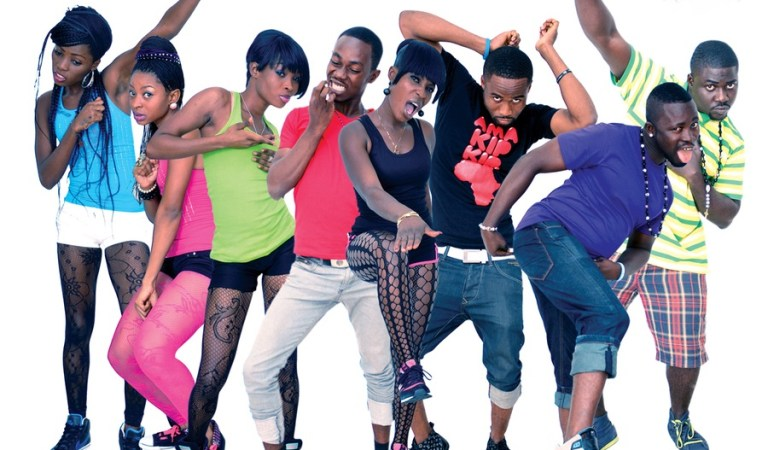 Azonto not considered as a popular dance in a compilation of dance moves from 2010 to 2019