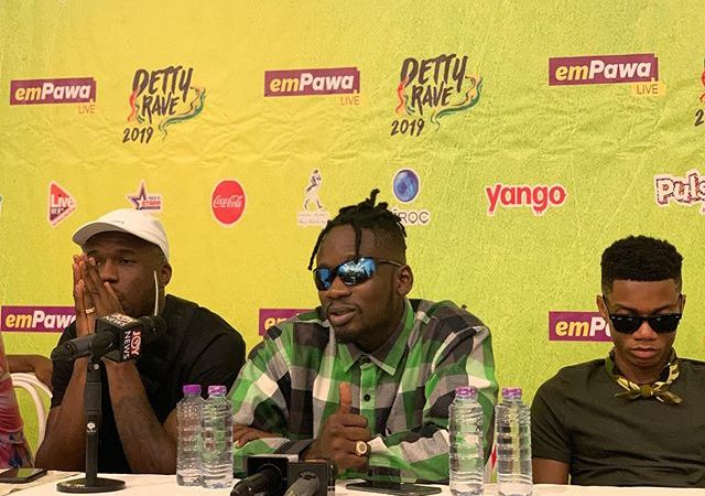 Rick Ross is coming to Ghana for Detty Rave – Mr Eazi confirms