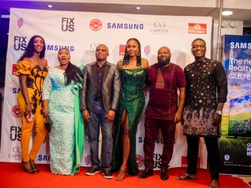 Fix Us, Yvonne Nelson, YN Production
