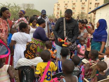 John Dumelo Foundation, John Dumelo, Roman Ridge, Books