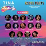 kente Party, TINA Festival, Fuse ODG